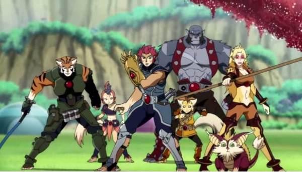Ox Man Kids Cartoon Show